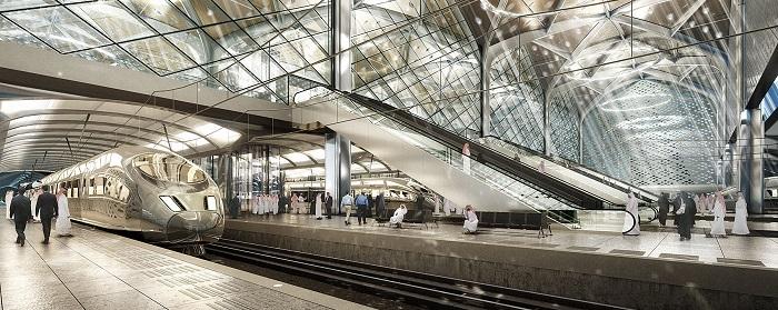 Kral Abdullah Ekonomik Şehri Metro