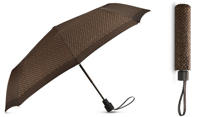 Louis Vuitton Desenli Şemsiye