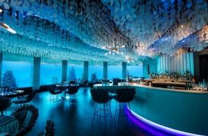 """Maldivler'de Bulunan Eşsiz Su Altı Restoranı: """"Subsix"""""""