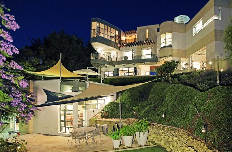 "Melekler Şehrindeki Modern Malikane: ""Rancho Palos Verdes Residence"""