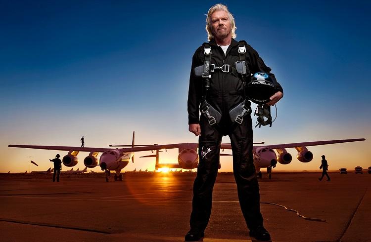 Richard Branson Tarzı İş Yapmanın 10 Yolu