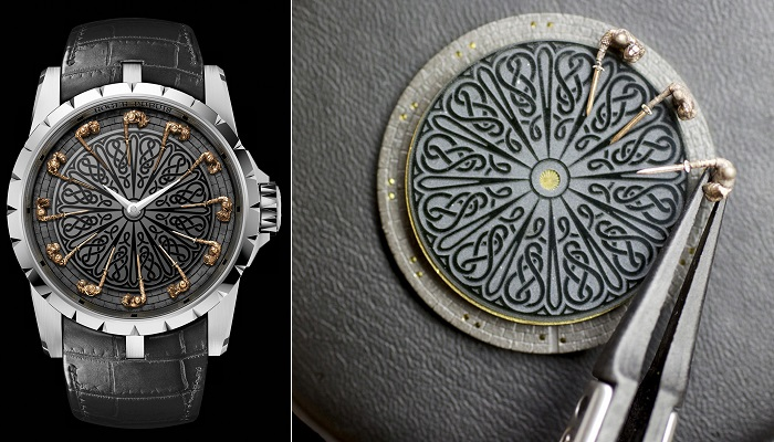 Roger Dubuis - Excalibur Knight of the World II