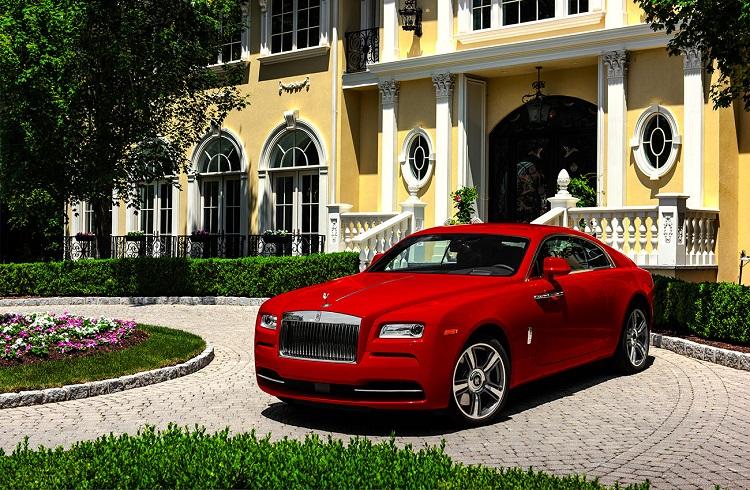 Rolls-Royce Wraith Modelinin St. James Serisi ile Tanışın!