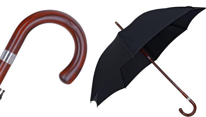 Schirm Oertel Brigg Kiraz Ağacı İpek Şemsiye