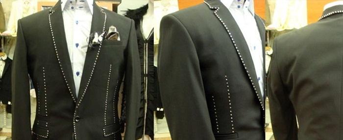 Stuart Hughes Diamond Edition Takım Elbise