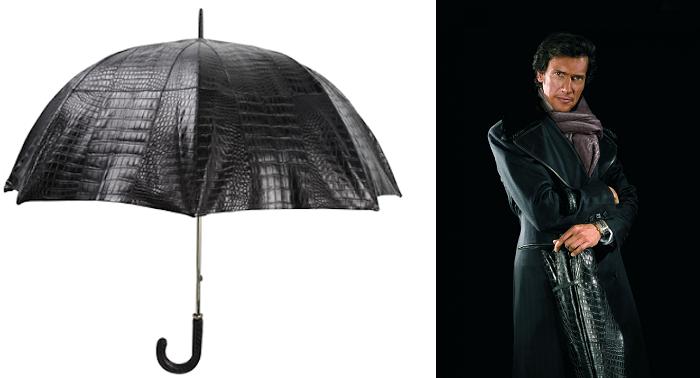 Timsah Derisi Şemsiye