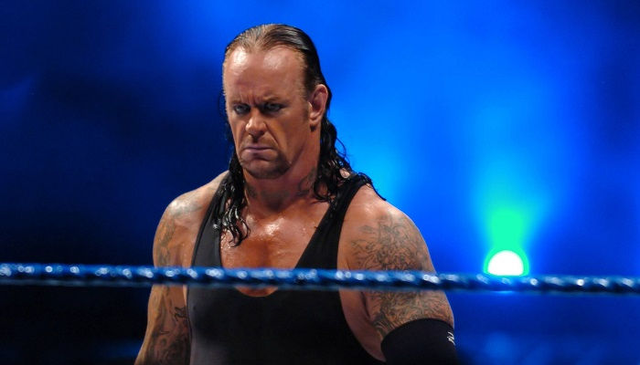 """The Undertaker"" Mark Calaway"
