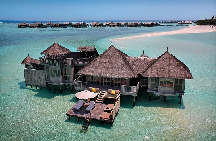2015 Yılının En İyi Oteli Gili Lankanfushi Maldives