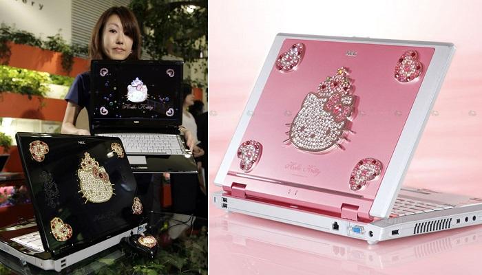 Hello Kitty LaVie G Laptop