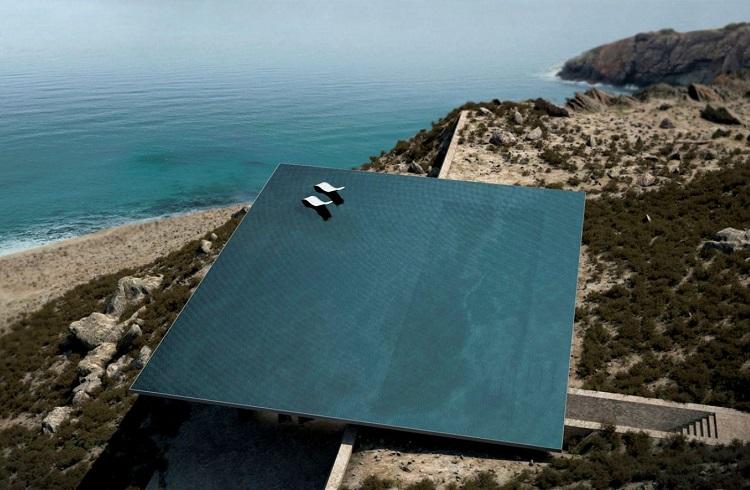 """Tinos Adası'ndaki Saklı Güzellik: """"Mirage House"""""""
