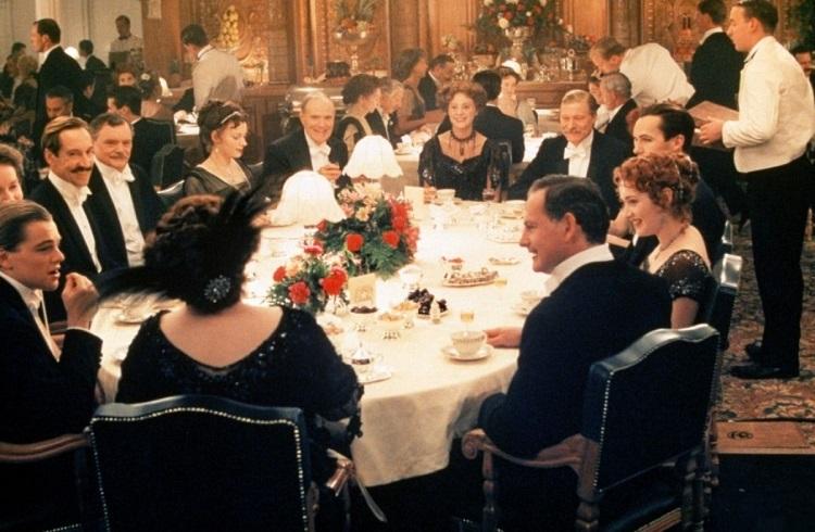 Titanik'in Açık Artırmaya Çıkartılan Son Öğle Yemeği Menüsü
