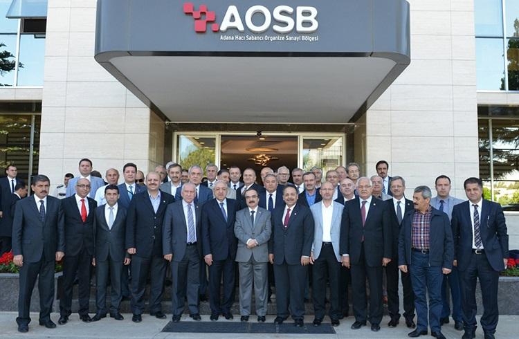 Adana OSB 15 Bin Yeni İstihdam Sağlamayı Planlıyor