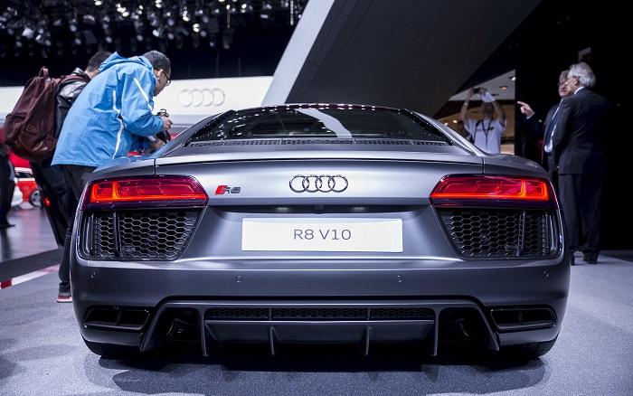 2016 Model Audi R8