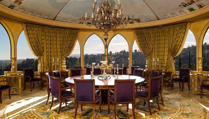 Beverly Hills'de Bulunan Malikanenin Tarihi Serüveni