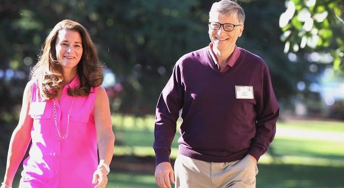 Bill Gates'in Aile Hayatı