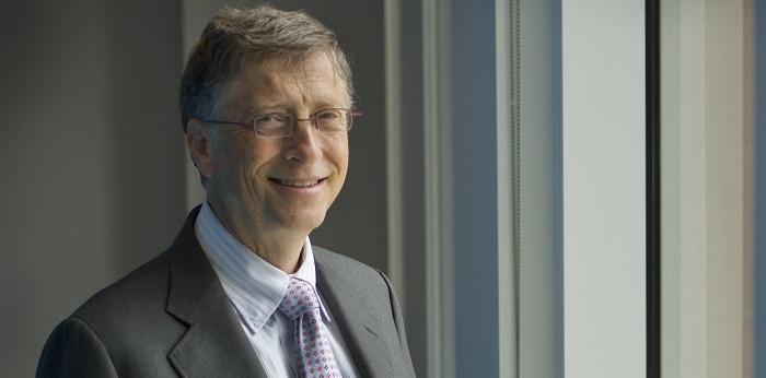 Bill Gates'in İş Hayatı