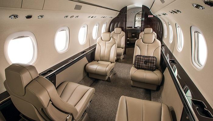 Cessna Citation Latitude Vip