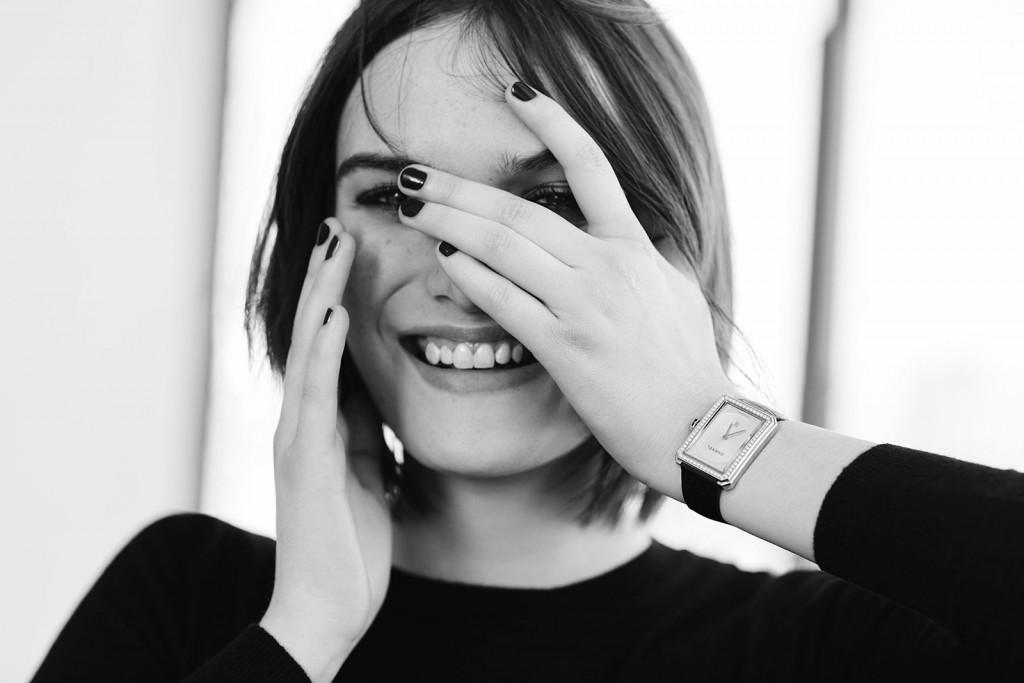 "Chanel'in Yeni Saat Koleksiyonu: ""Boy.Friend"""
