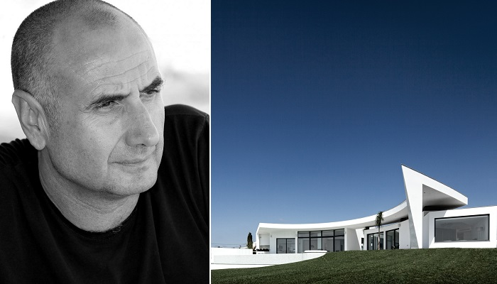 Colunata House'nin Başarılı Mimarı Mario Martins