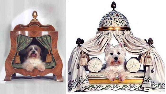 Louis XV Evcil Hayvan Köşkü