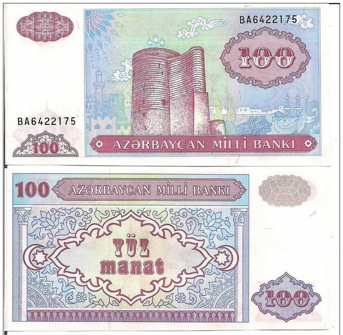 Azerbaycan Manatı