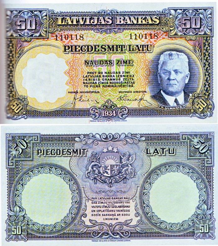 Letonya Latı