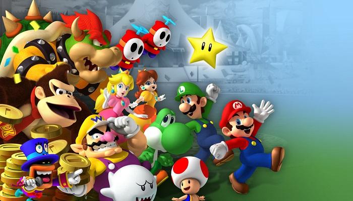 Mario Bros. Franchise