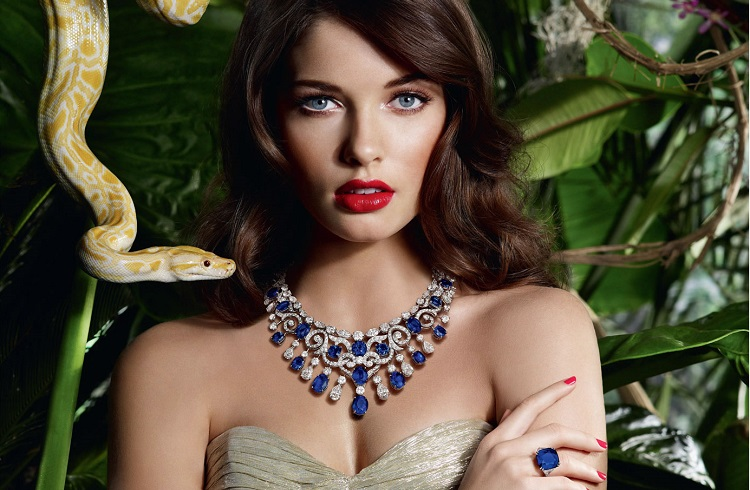 Graff Diamonds 2015 Sonbahar Reklam Kampanyası