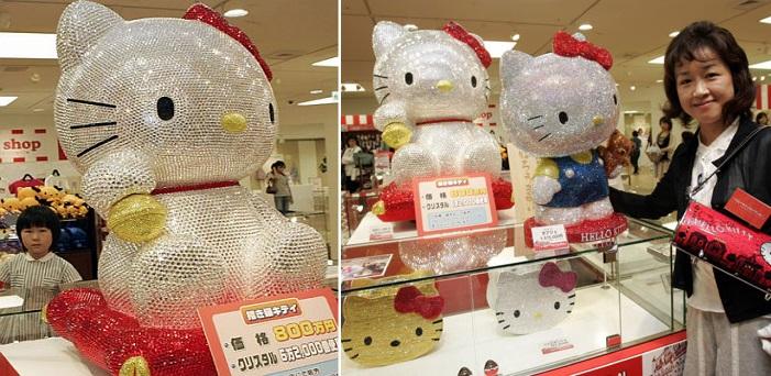 """Hello Kitty """"Maneki Neko"""""""