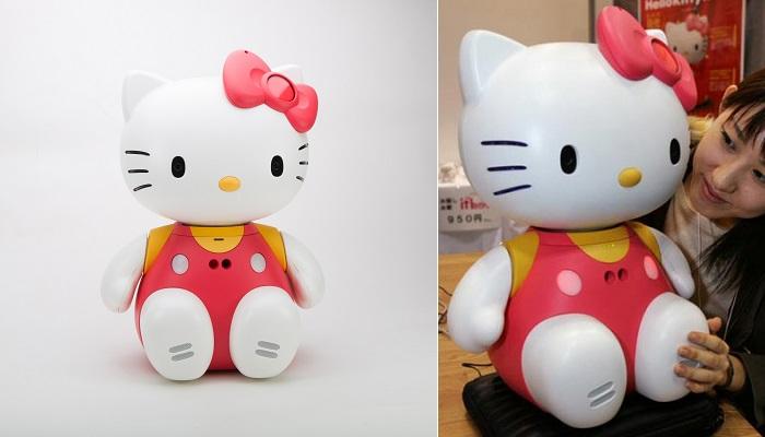 Hello Kitty Robot