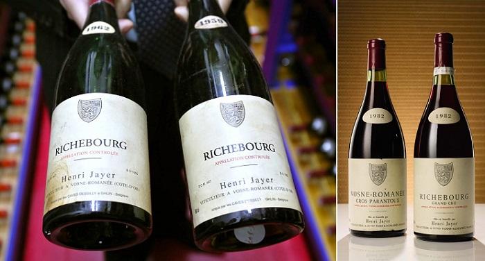 """Şarap dünyasının kralı """"Richebourg Grand Cru"""""""