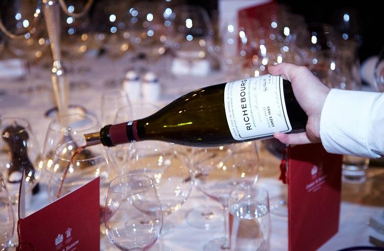 """Seri Üretimde Dünyanın En Pahalı Şarabı: """"Richebourg Grand Cru"""""""