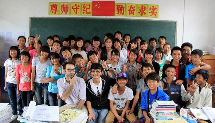 Çin'de İngilizce Öğretmenliği