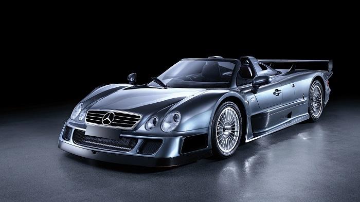1999 Mercedes-Benz CLK GTR