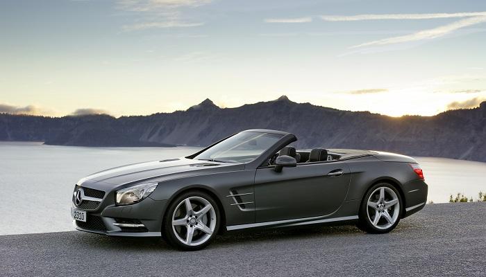 2013 Mercedes-Benz SL550