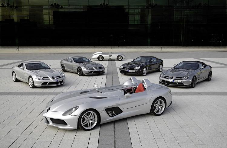 Tüm Zamanların En Hızlı 10 Mercedes'i