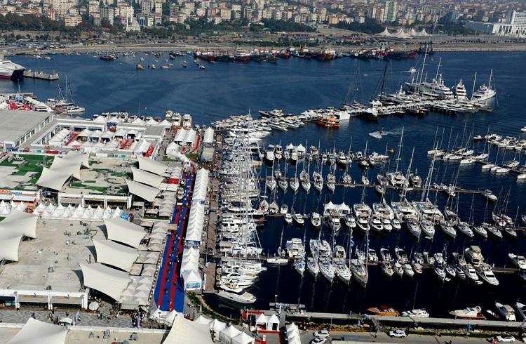 Uluslararası İstanbul Boat Show için Geri Sayım Başladı!