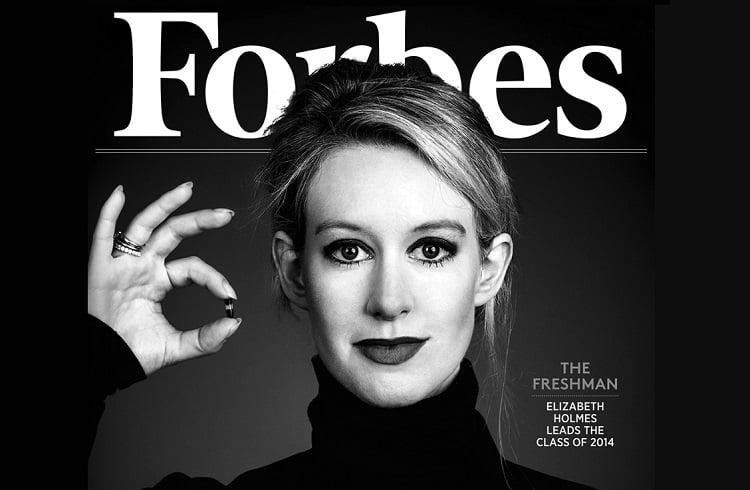 31 Yaşında Milyarder Bir Kadın: Elizabeth Holmes