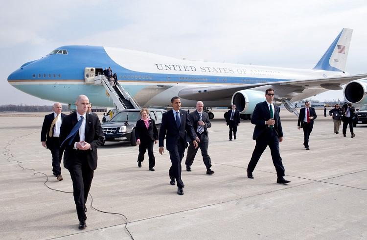 ABD Başkanı'nın 367 Milyon Dolarlık Yeni Uçağı!