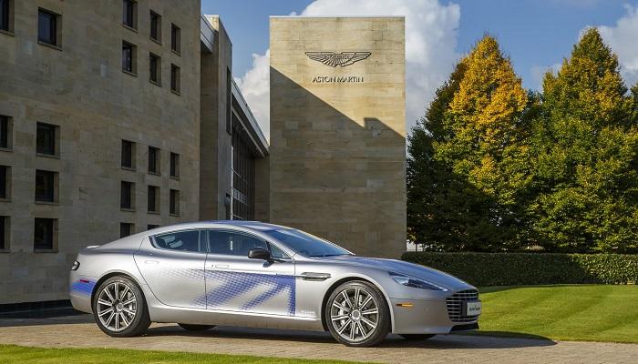 Aston Martin RapidE Konsepti