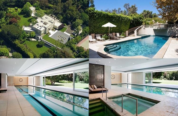 Beyonce ve Jay Z'nin 150 Bin Dolara Kiraladığı Yeni Ev