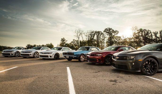 Bir Efsanenin Öyküsü Chevrolet Camaro Hakkında Bilinmeyen 14 Gerçek