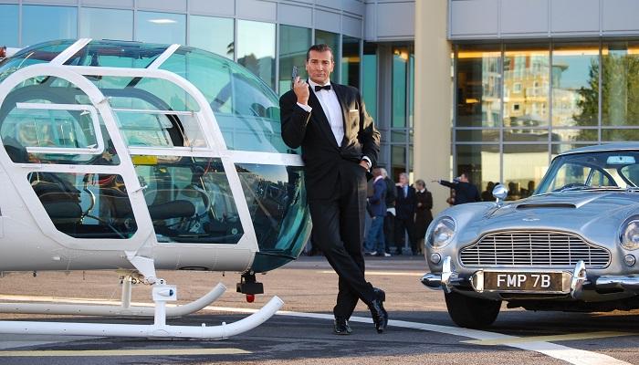 Charles Hotel Munich'in Sunduğu James Bond 007 Paketi