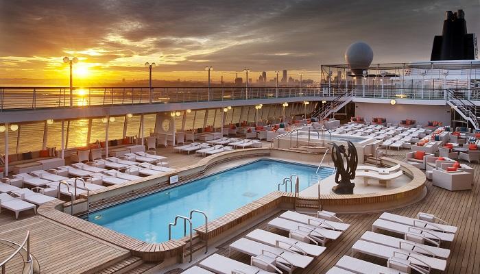 "Cyrstal Cruises İmzasıyla Tasarlanan ""Crystal Sypmhony"""