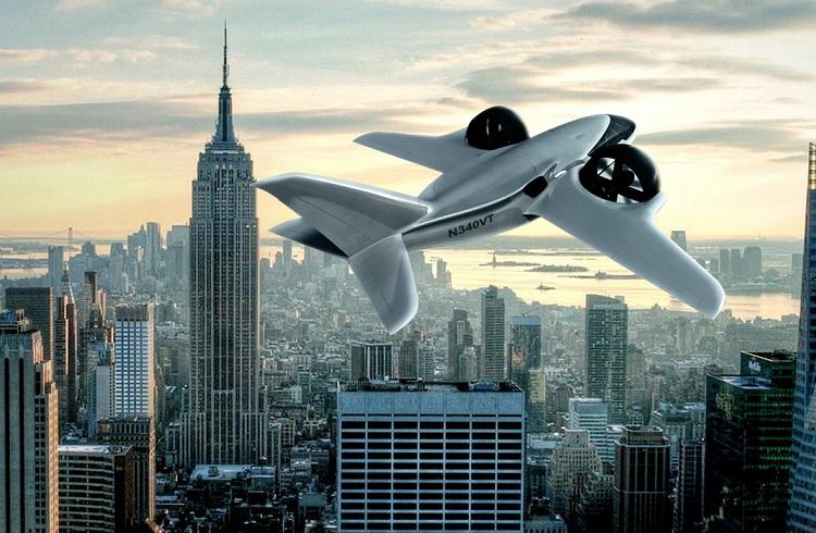 """Dikey İniş Kalkış Yapabilen VTOL Özellikli Lüks Jet: """"Trifan 600"""""""