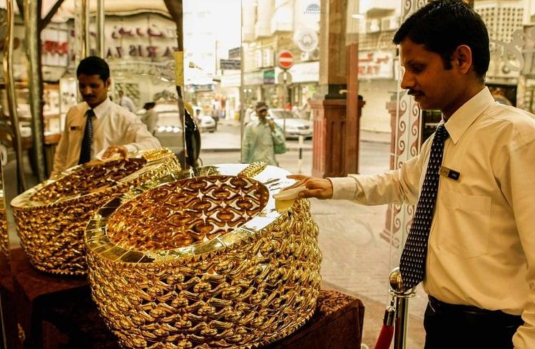 """Dünyanın En Ağır Altın Yüzüğü: """"Taiba Yıldızı"""""""