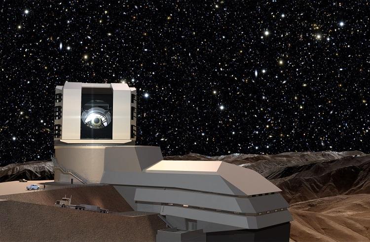 """Dünyanın En Büyük Dijital Kamerası: """"LSST"""""""