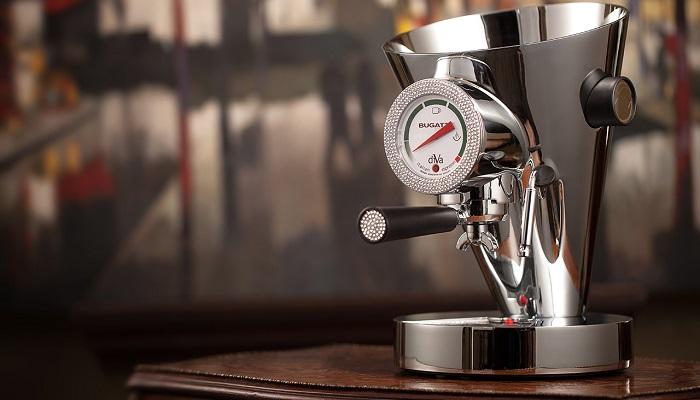 Bugatti Kahve Makinesi