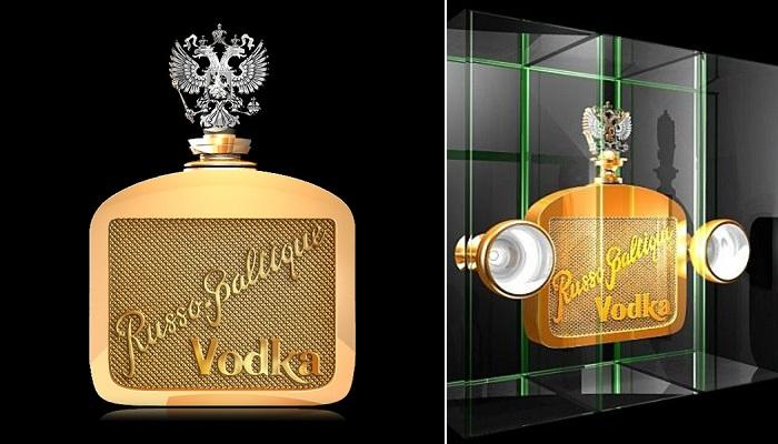 Russo-Baltique Votka