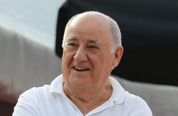 Dünyanın En Zengin İsmi Amancio Ortega Oldu!